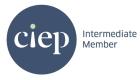 CIEP logo - intermediate member